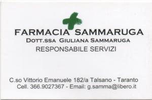 Logo Farmacia Sammaruga