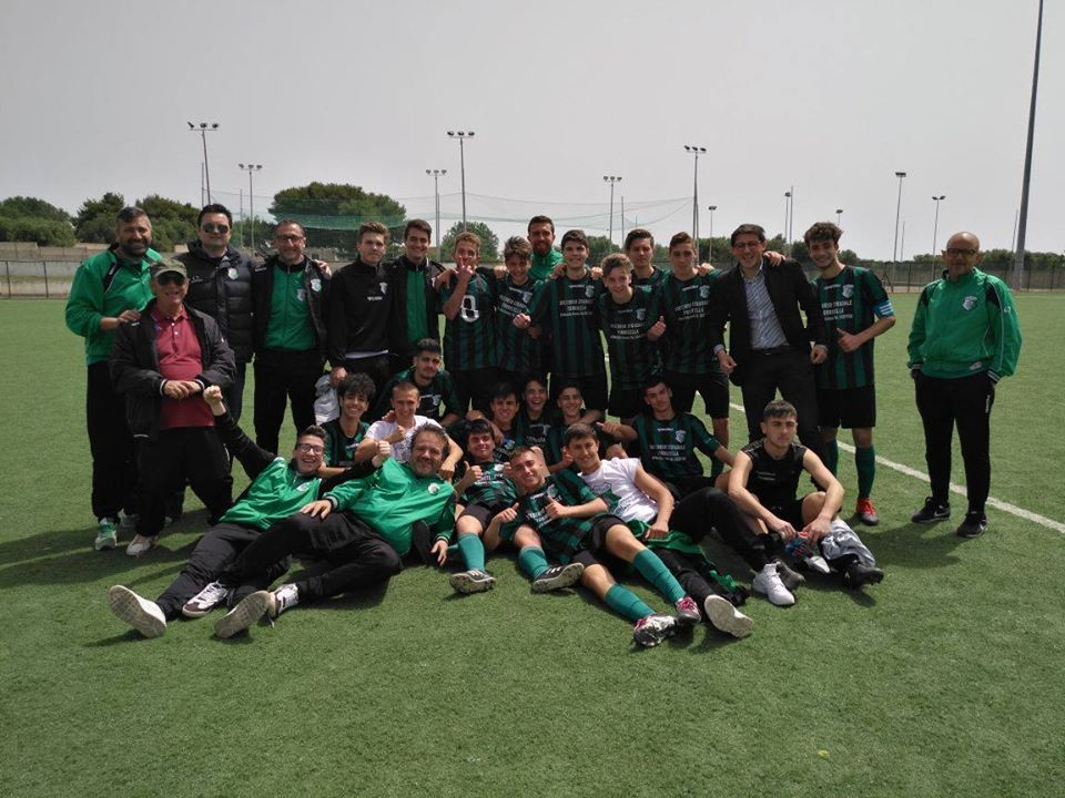 Albo d'oro Cryos Allievi 2016-17