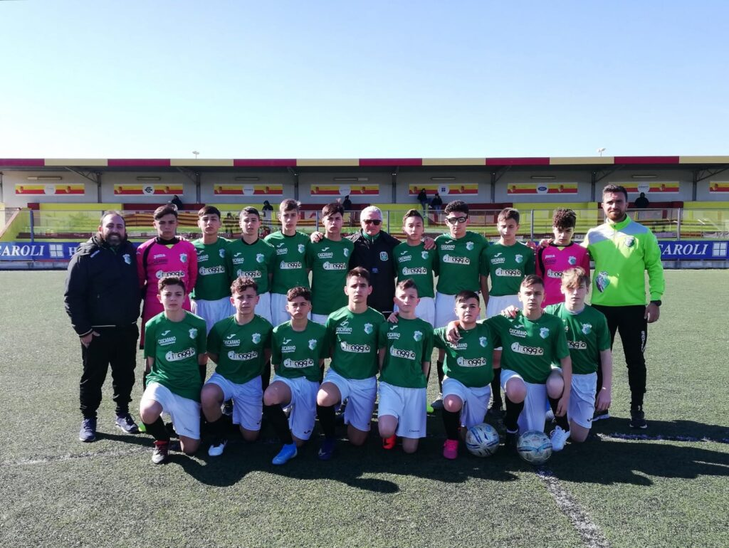 Albo d'oro Cryos Under 14 2019/20