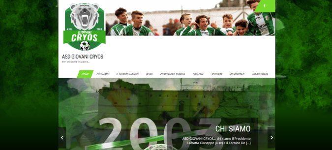 Online il nuovo sito Cryos