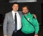 Staff Presidente Lafratta e De Vita